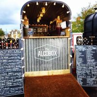 AlcoBox Mobile Horsebox Bar Festival