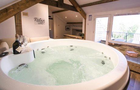 The Hot Tub