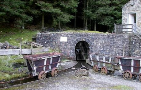 Killhope mine entrance